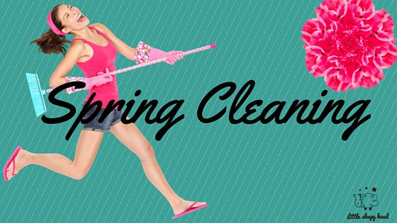 7-Day Spring Cleaning Tips!