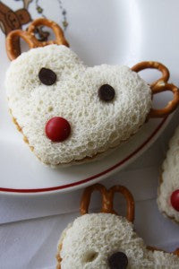 Cute Reindeer Snacks your Toddlers will Love!