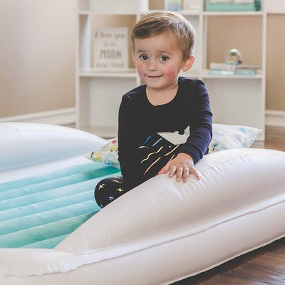 Inflatable Toddler Bed