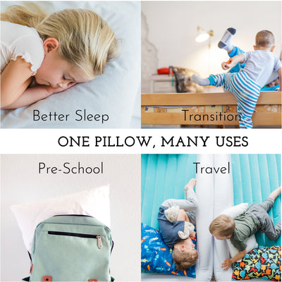 "Original Toddler Pillow (13"" X 18"")"