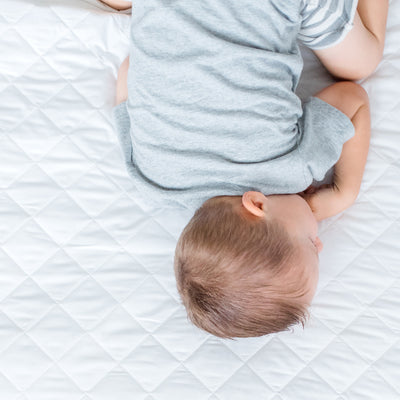 Crib & Toddler Mattress Protector