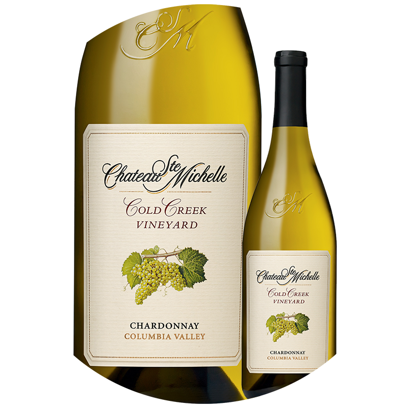 Chateau Ste Michelle Cold Creek Chardonnay 2013