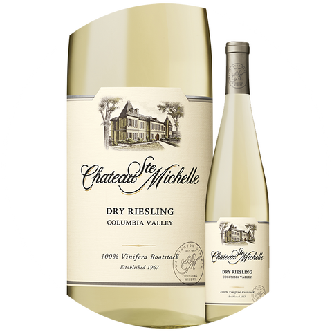 Chateau Ste Michelle Columbia Dry Riesling 2014