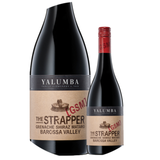 Yalumba The Strapper 2015