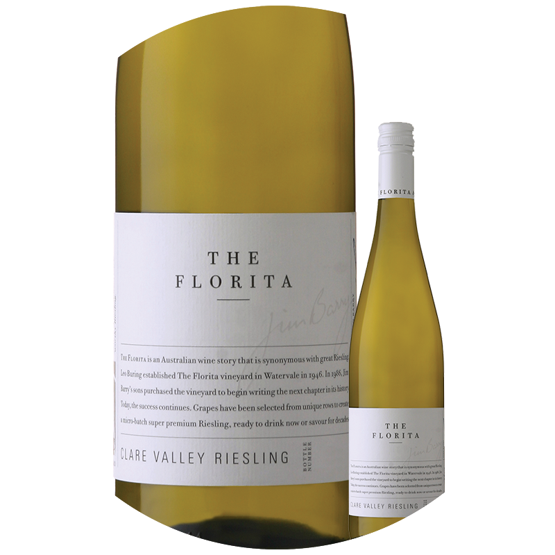 Jim Barry The Florita Riesling 2012