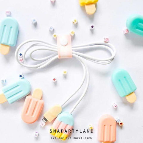 Ice lolly Wire Protector – SNAPARTYLAND