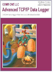 TCP/IP or Serial Advanced Data Capture Utility Software