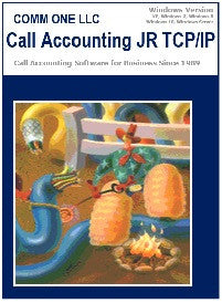 Comm One Call Accounting JR TCP/IP