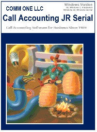 Comm One Call Accounting JR SERIAL