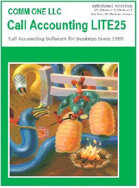 Comm One Call Accounting LITE25 (Serial)