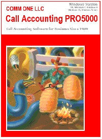 Comm One Call Accounting PRO5000