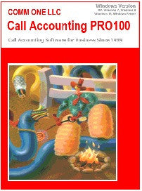 Comm One Call Accounting PRO100