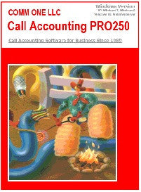 Comm One Call Accounting PRO250