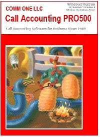 Comm One Call Accounting PRO500