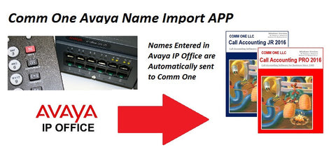 IPOFFICE-NAME - Add Extension Name Automatically from Avaya IP Office