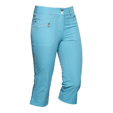 Womens Daily Sports Miracle Capri - North Shore Golf Centre - 1