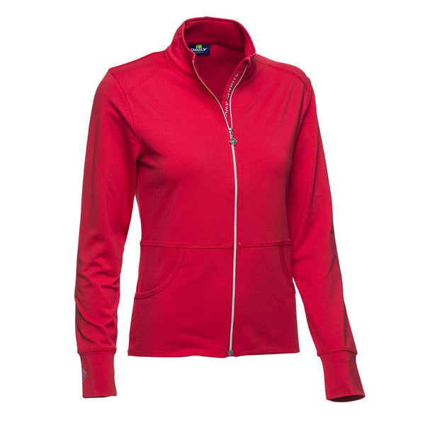 Womens Daily Sports Quincy Jacket - North Shore Golf Centre - 1