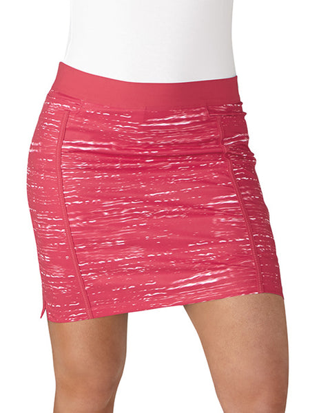 Womens Adistar Printed Pull On Skort
