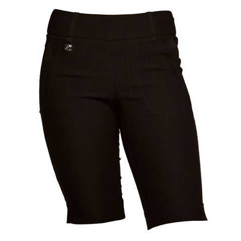 Womens Daily Sports Magic Short 6cm in Black