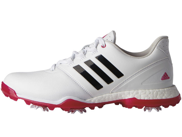 Womens Adidas Adipower Boost in White