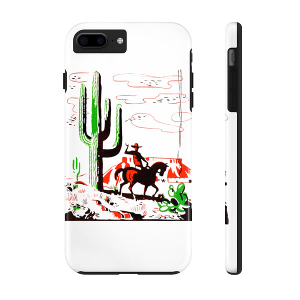 """The Ranch"" Tough Phone Cases"