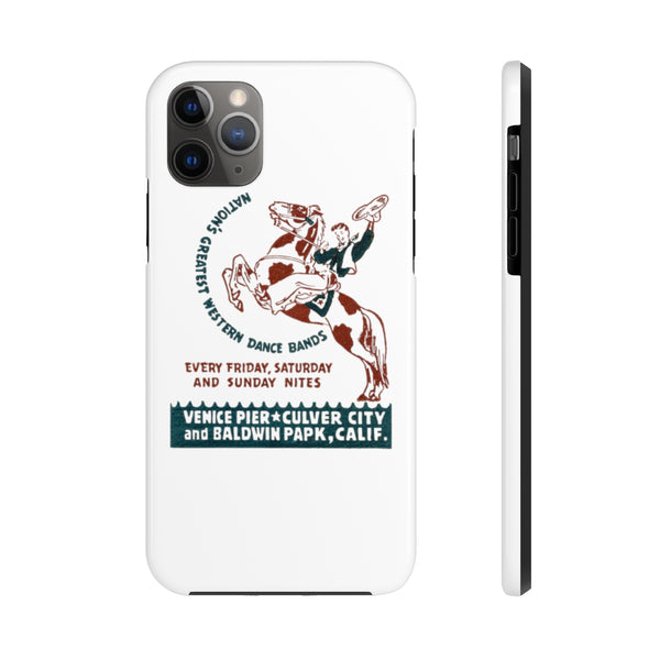 """Foreman Phillips"" Tough Phone Cases"