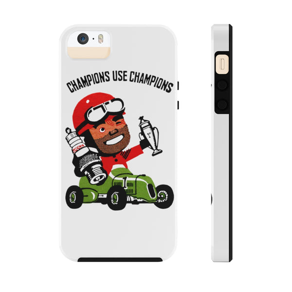 """Champions"" Tough Phone Cases"