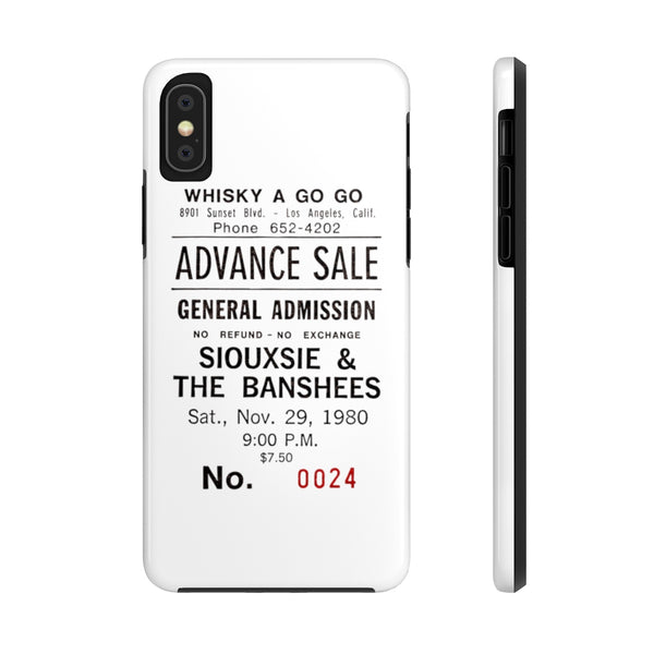 """1980 Banshees"" Tough Phone Cases"