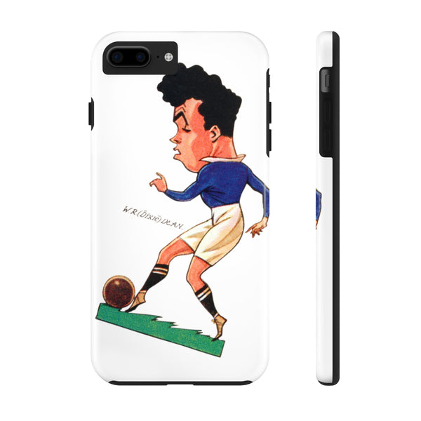 """Dixie Dean Soccer"" Tough Phone Cases"