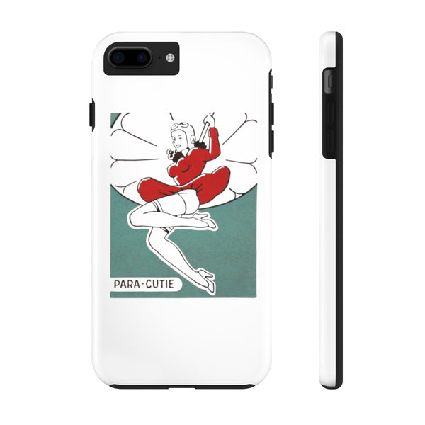 """Para-Cutie"" Tough Phone Cases"
