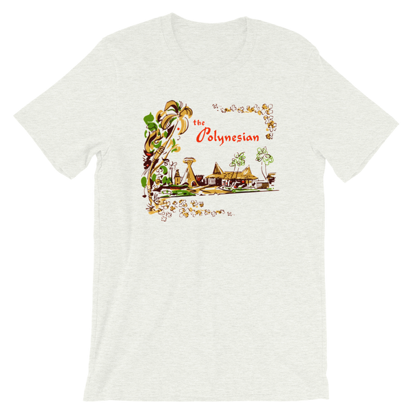"""The Polynesian""  Men's Short-Sleeve T-Shirt"