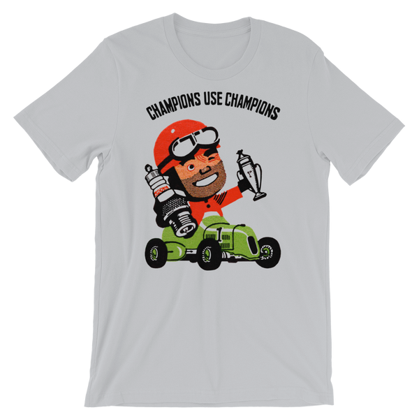 """Champions"" Men's Short-Sleeve T-Shirt"