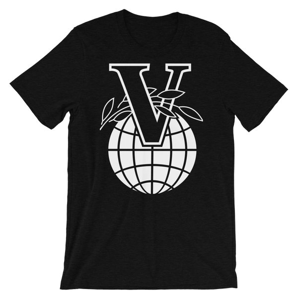 """V Logo"" Men's Short-Sleeve T-Shirt"