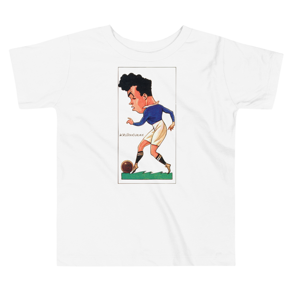"""Dixie Dean Soccer"" Baby & Toddler Short Sleeve Tee"