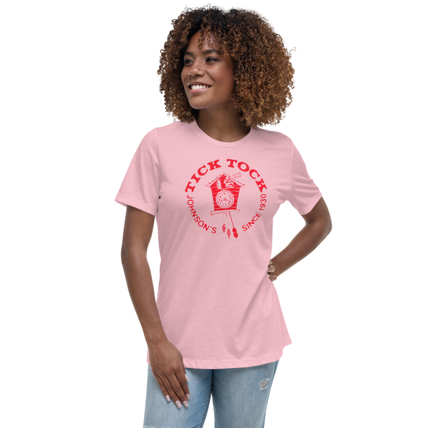 """Tick Tock"" Women's T-Shirt"