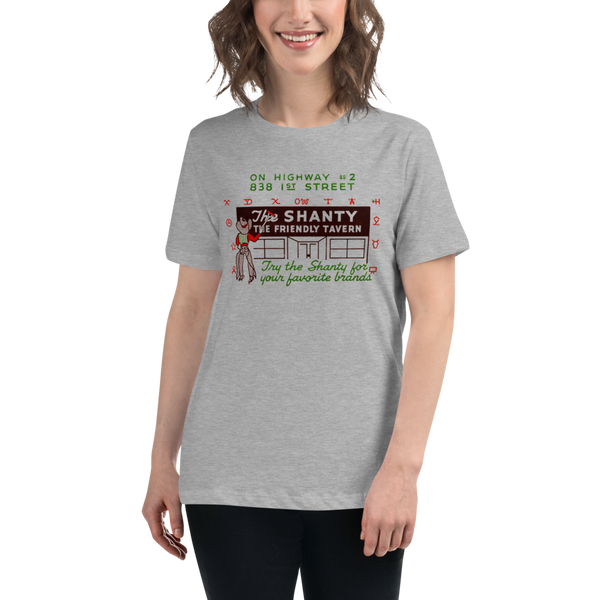 """The Shanty Tavern"" Women's T-Shirt"