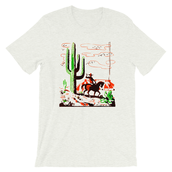 """The Ranch"" Men's Short-Sleeve T-Shirt"