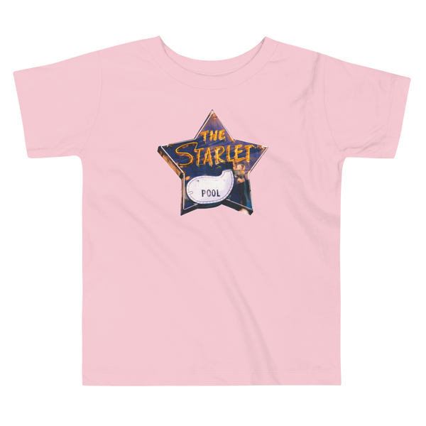 """The Starlet"" Baby & Toddler Short Sleeve Tee"