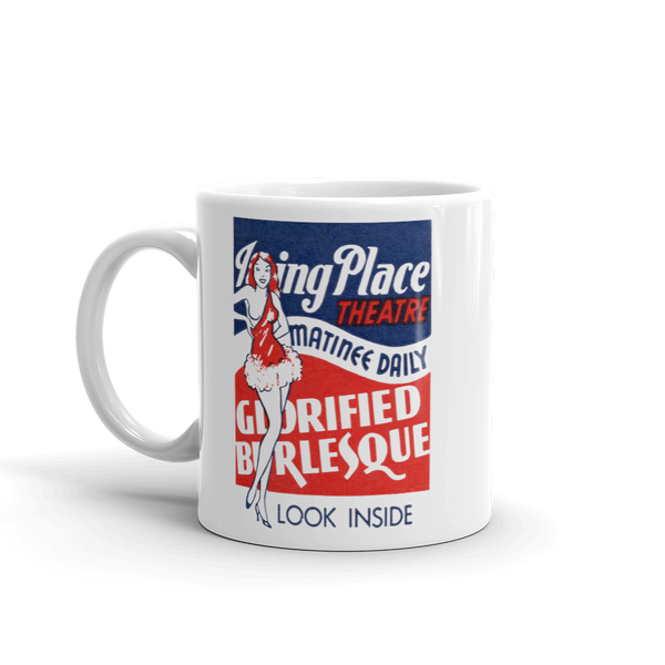 """The Irving Place Theatre"" Mug"