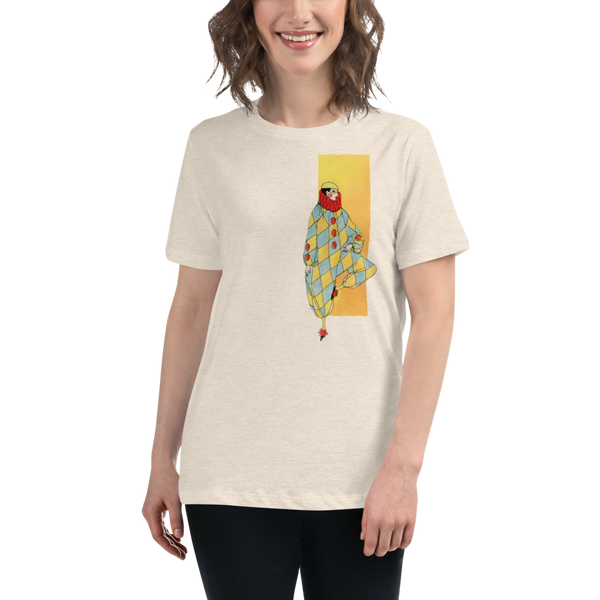 """Harlequin"" Women's T-Shirt"