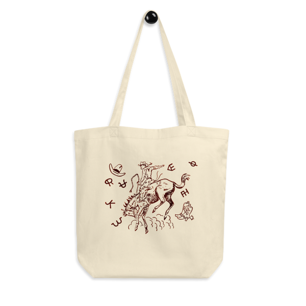 """Bucking Johnny"" Eco Tote Bag"