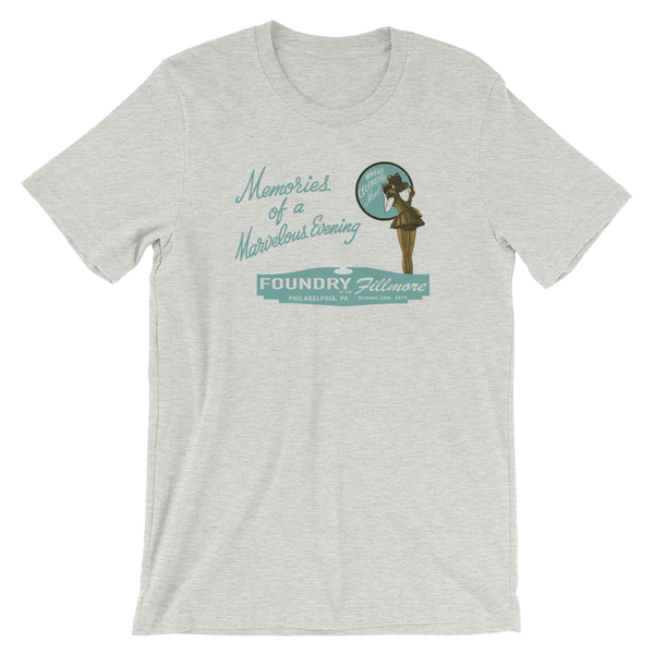 """Marvelous Evening"" Men's Short-Sleeve T-Shirt"