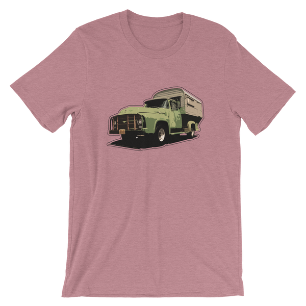 """Camp On"" Men's Short-Sleeve T-Shirt"