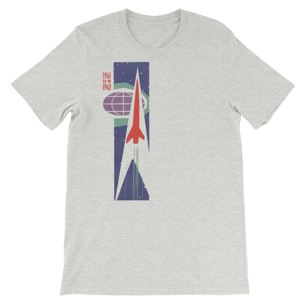 """6162 Rocket"" Men's Short-Sleeve T-Shirt"