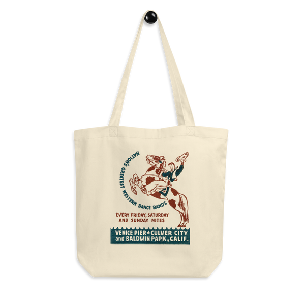 """Foreman Phillips"" Eco Tote Bag"