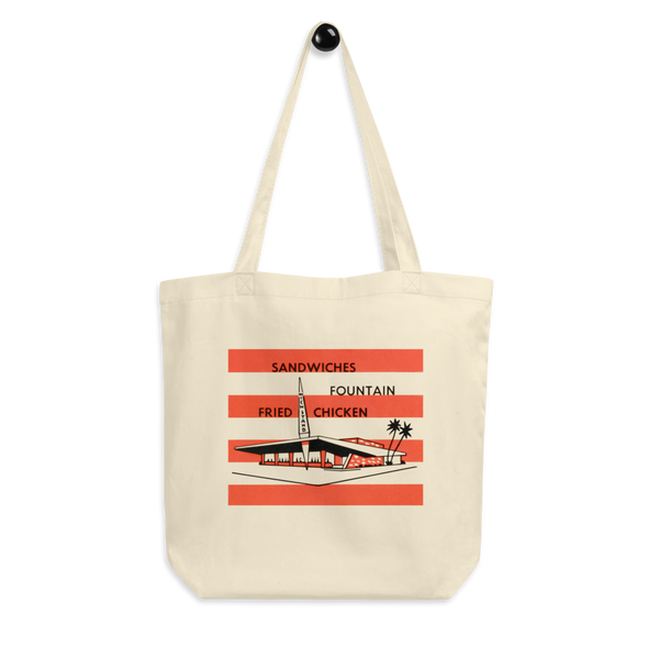 """The Wich Stand"" Cotton Tote Bag"