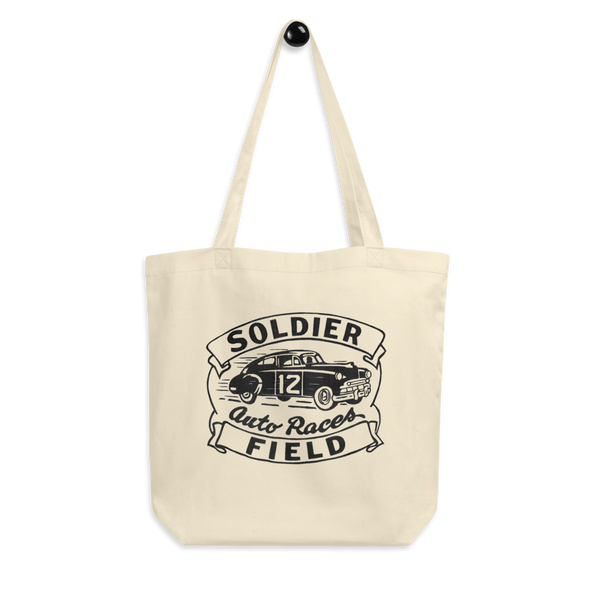 """Auto Races"" Eco Tote Bag"