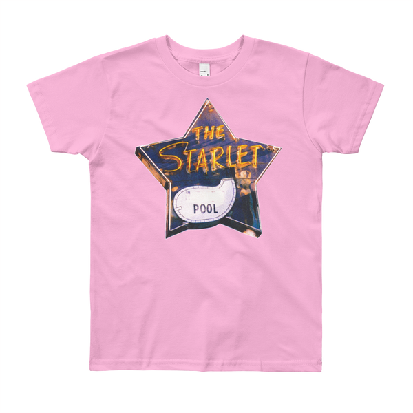 """The Starlet"" Kids & Youth Short Sleeve T-Shirt"