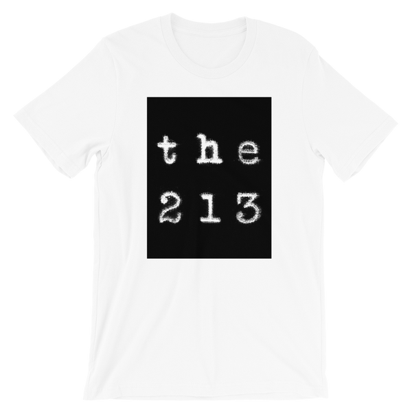 """The 213"" Men's Short-Sleeve T-Shirt"