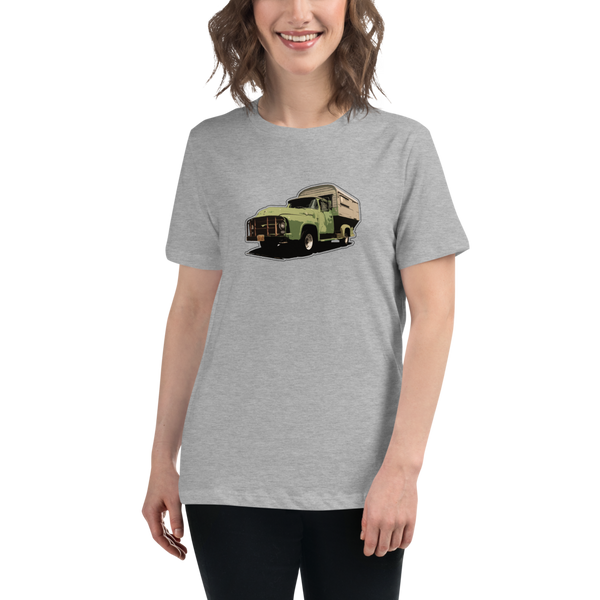 """Camp On!"" Women's T-Shirt"
